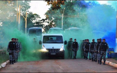 PESE AL REFUERZO POLICIAL, SIGUE LA VIOLENCIA EN BRASIL