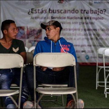 MEXICO: UNOS 4 MIL MIGRANTES CENTROAMERICANOS SON VINCULADOS A EMPLEOS EN BC