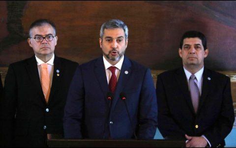 PARAGUAY ROMPE RELACIONES CON VENEZUELA TRAS TOMA DE PROTESTA DE MADURO