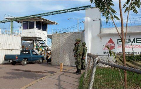 MEXICO: EJÉRCITO TOMA CONTROL TOTAL DE LA SEGURIDAD EN INSTALACIONES DE PEMEX