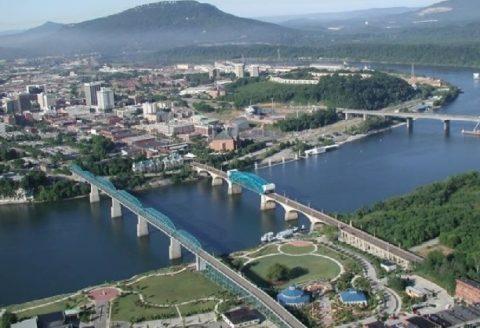 PRESENTAN PROYECTO PARA REVITALIZAR LA RIBERA DEL RIO EN CHATTANOOGA