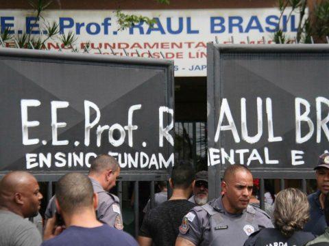 REPORTAN OCHO MUERTOS POR TIROTEO EN UNA ESCUELA DE BRASIL