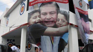 ARRESTAN A POLÍTICO GUATEMALTECO VINCULADO CON EL CÁRTEL DE SINALOA