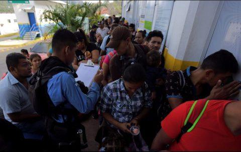 BALACERA DEJA CUATRO MIGRANTES HERIDOS EN GUATEMALA