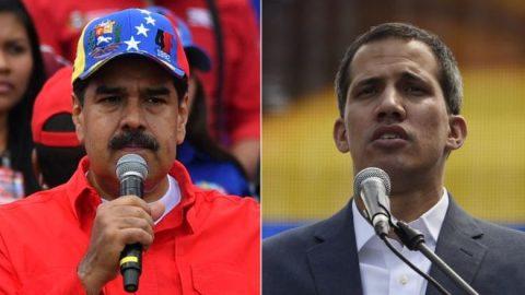 MADURO DISPUESTO A NEGOCIAR CON LA OPOSICIÓN VENEZOLANA