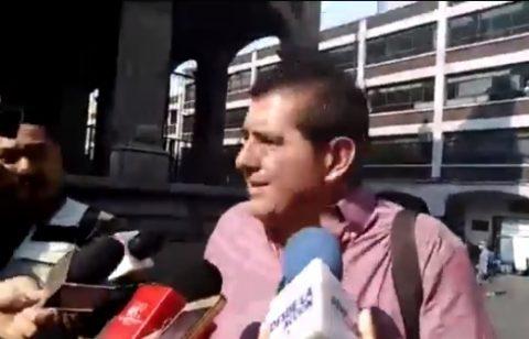 VIDEO: MOMENTO EXACTO DE LA BALACERA DURANTE UNA ENTREVISTA EN CUERNAVACA