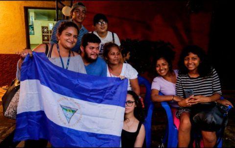 LA OEA EXIGE LA LIBERTAD DE PRESOS EN NICARAGUA