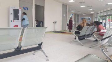 HOMBRE ARMADO IRRUMPE CLÍNICA DEL IMSS EN SINALOA