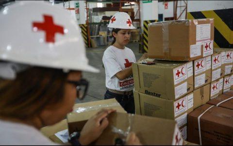 CRUZ ROJA INTENTA FRENAR LA MALARIA EN VENEZUELA
