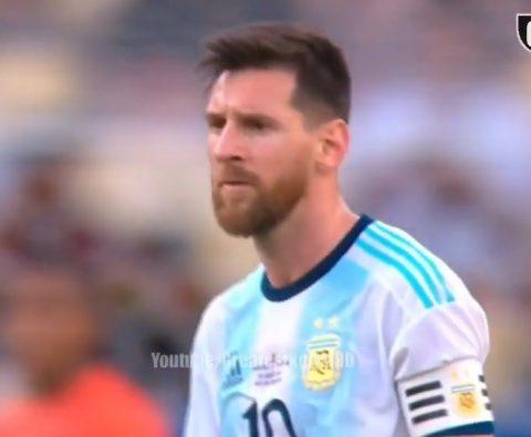 MESSI AFIRMA QUE ARGENTINA LLEGA MUY BIEN PARA ENFRENTAR A BRASIL