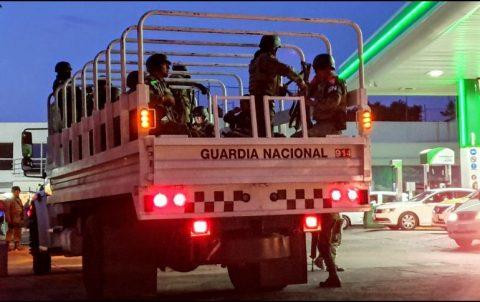 MEXICO: TRES ELEMENTOS DE LA GUARDIA NACIONAL CAEN POR SECUESTRO