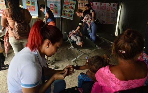 A 54 AUMENTA NÚMERO DE MUERTES POR DENGUE EN HONDURAS
