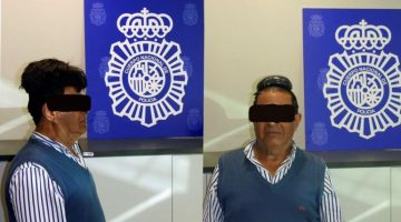 COLOMBIANO DETENIDO EN BARCELONA POR OCULTAR COCAÍNA EN SU PELUQUÍN