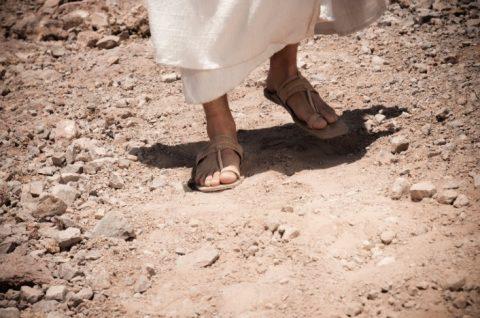 ISRAEL ABRE AL PÚBLICO UN LUGAR DONDE CREEN QUE JESÚS CAMINÓ