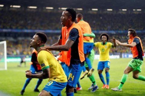 BRASIL A LA FINAL DE COPA AMÉRICA 2019 TRAS VENCER A ARGENTINA 2-0